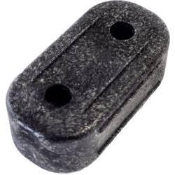 Magnet pro jazýčkový kontakt oválný PIC PFM-PPQ-001, (d x š x v) 30 x 15.74 x 10.54 mm, NdFeB, N35