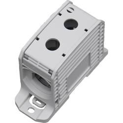HoraeTec 106315 řadová svorkovnice PA šedobílá (RAL 7035) 1pólový 420 A, 340 A 600 V Typ vodiče = L