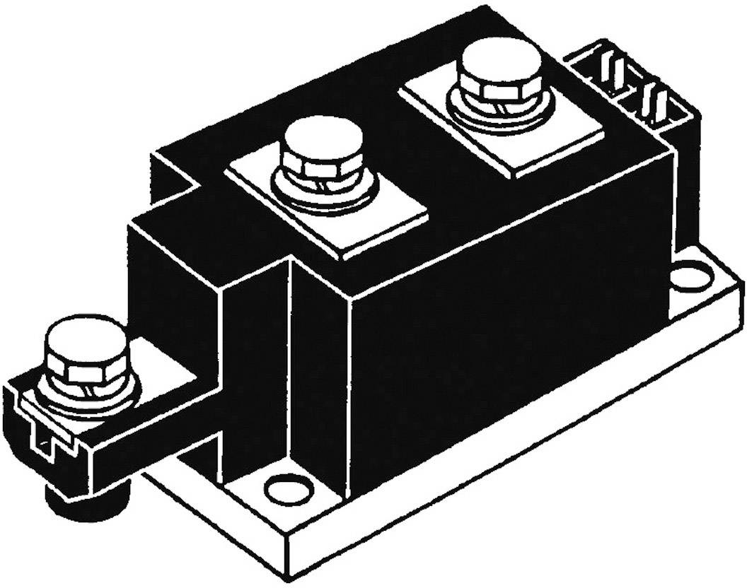 Tyristor IXYS MCC312-16io1, 1600 V, 320 A, Y1