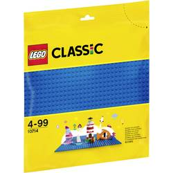 10714 LEGO® CLASSIC Modré Bauplatte