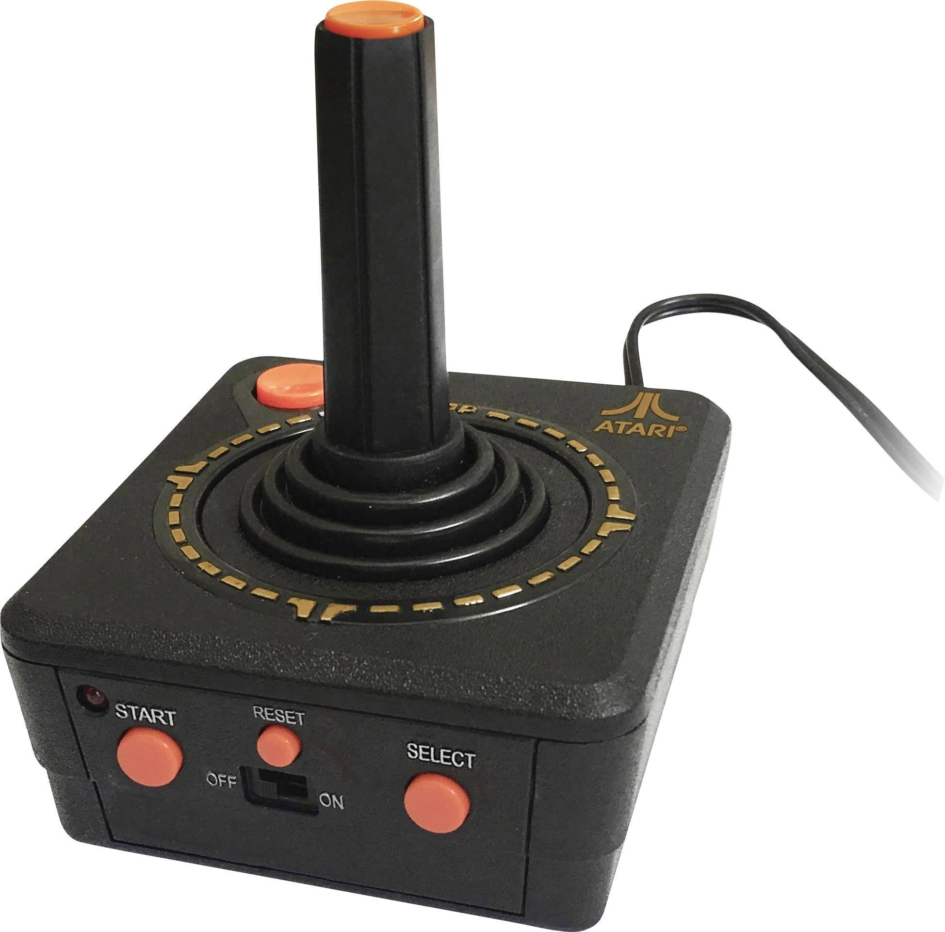 Retro herná konzola Atari TV Joystick FG-BATV-CON-E