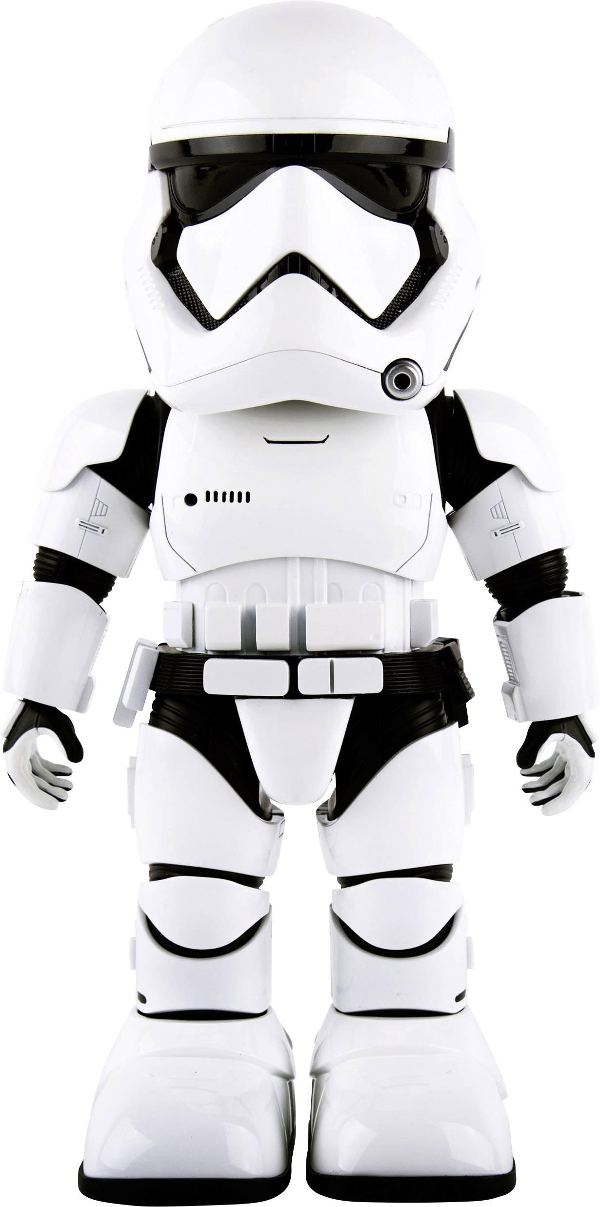 Humanoidní robot Ubtech Star Wars Stormtrooper, Vnější výška 234 mm