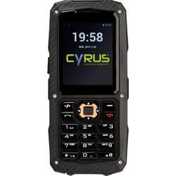 Cyrus CM8 Solid outdoorový mobilní telefon černá