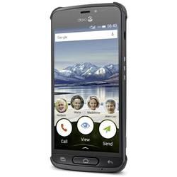 Zadní kryt na mobil doro Protective Cover, vhodné pro: Doro 8040, černá