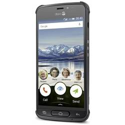 Zadný kryt na mobil doro Protective Cover, vhodný pre: Doro 8040, čierna