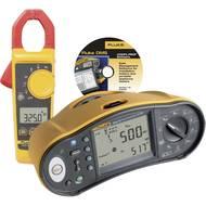 Tester instalací Fluke 1664 SCH-CLAMP/F s proudovými kleštěmi Fluke 325 a softwarem FVF-SC2