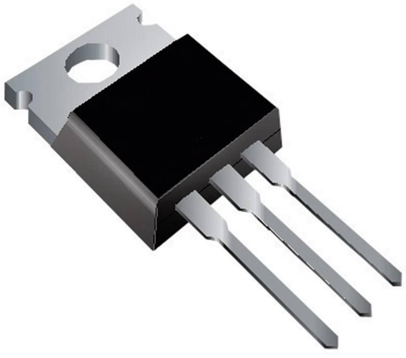 Tranzistor MOSFET Infineon Technologies IRF4104PBF, TO-220AB, Kanálov 1, 40 V, 140 W