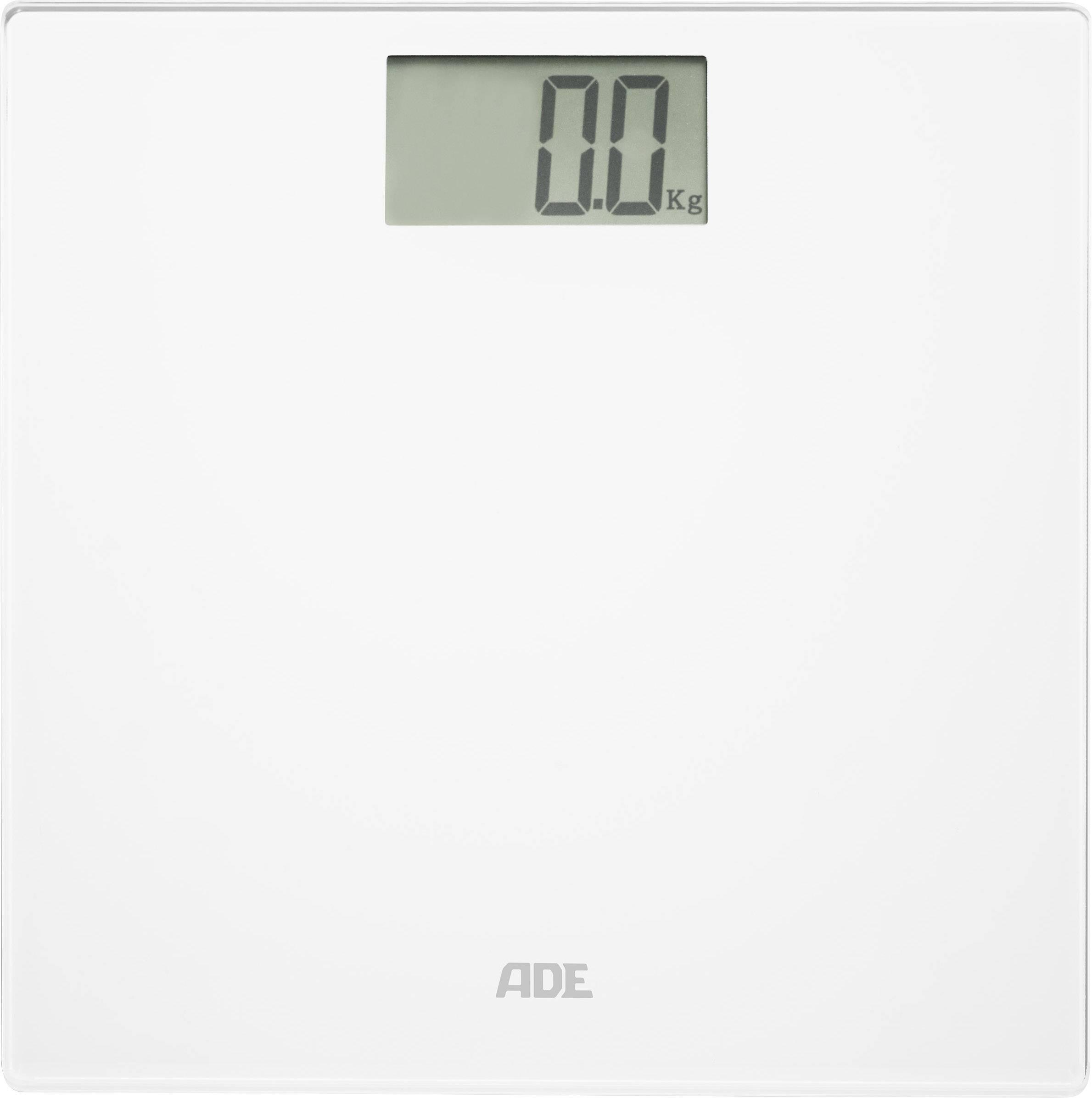 Digitálna osobná váha ADE BE 1707 Ina, čisto biela