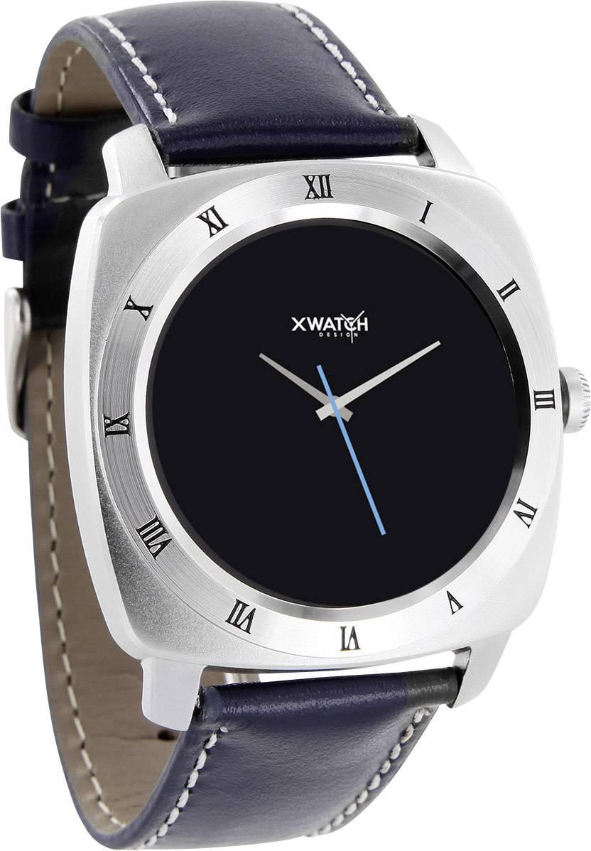 Chytré hodinky Xlyne Nara XW Pro CL, námořnická modrá