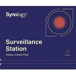 Synology DEVICE LICENSE X 4 licenční balíček pro NAS servery