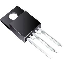 Tranzistor MOSFET Infineon Technologies IRFI4212H-117P, TO-220FP-5pin, Kanálov 1, 100 V, 18 W