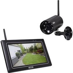 Sada bezpečnostné kamery ABUS OneLook, 4-kanálová