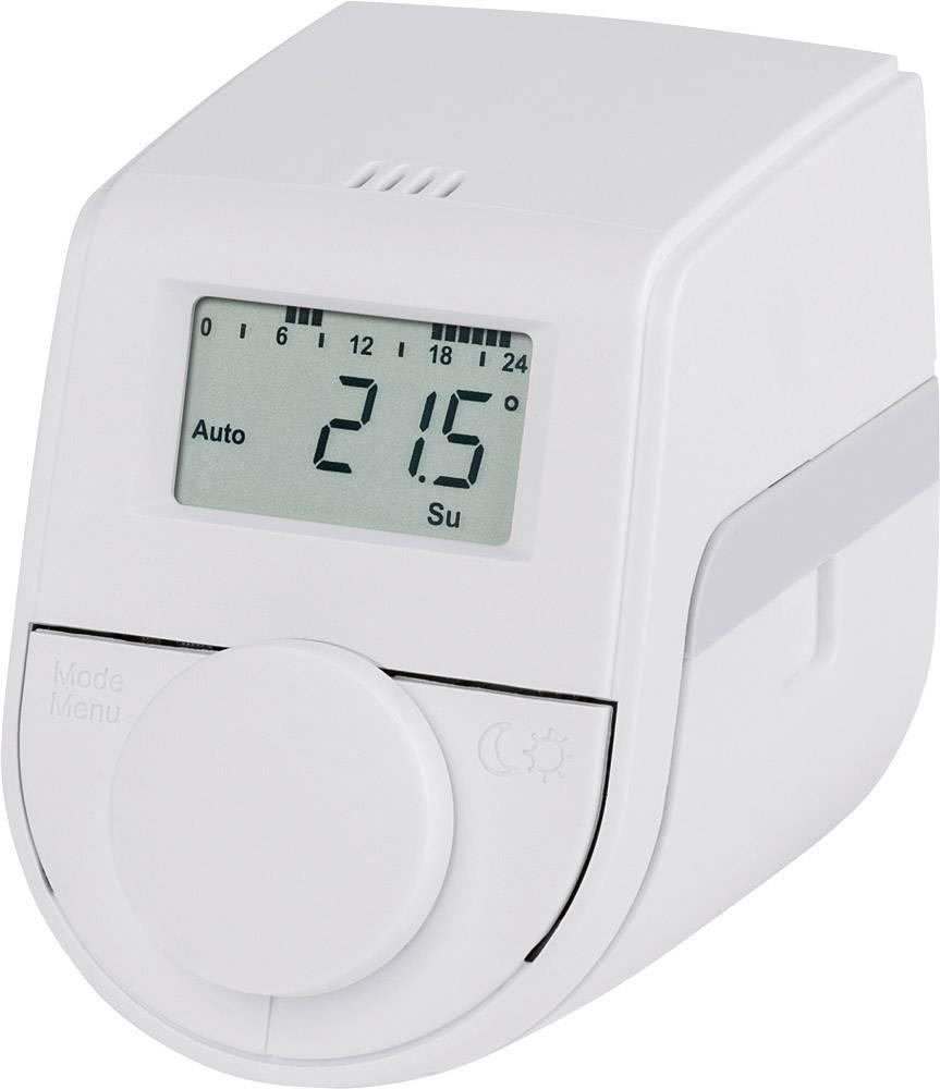 Termostatická hlavica na radiátor, programovateľná eqiva Q 143478A0A