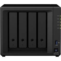 Skříň pro NAS server Synology DiskStation DS418Play DS418Play, přední USB 3.0 konektor