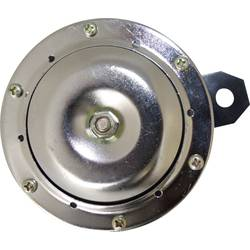Samostatná trumpeta HP Autozubehör 10702, 12 V, chróm