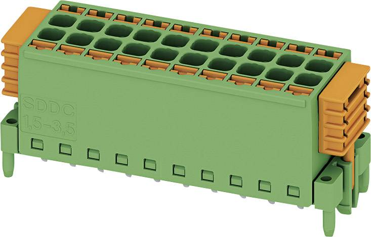 Svorkovnica do DPS Phoenix Contact SDDC 1,5/14-PV-3,5 1848765, počet pólov 28, raster 3.50 mm, 1 ks