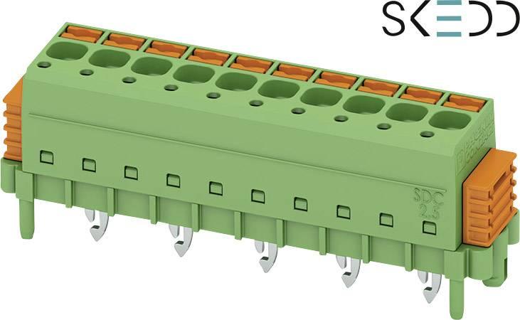 Svorkovnica do DPS Phoenix Contact SDC 2,5/ 6-PV-5,0-ZB 1864079, počet pólov 6, raster 5 mm, 1 ks