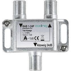 Odbočka TV kabelu jednoduchý Axing BAB 1-24P