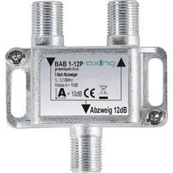 Odbočka TV kabelu jednoduchý Axing BAB 1-12P