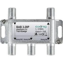 Odbočka TV kabelu trojitý Axing BAB 3-20P