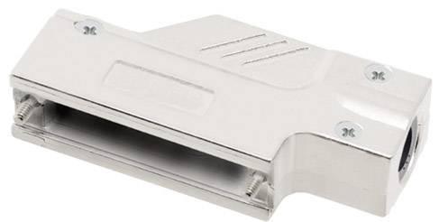 D-SUB pouzdro encitech DCMR25-ULP 1060-0135-03, pólů 25, 90 °, stříbrná, 1 ks
