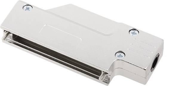 D-SUB pouzdro encitech DCMR37-FK-K 6560-0501-04, pólů 37, 90 °, stříbrná, 1 ks