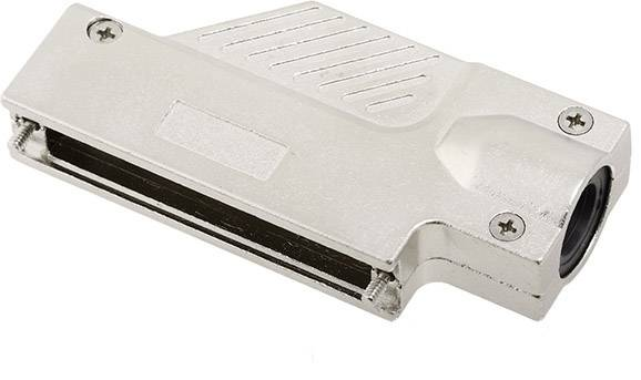 D-SUB pouzdro encitech DCMR37-ULP 1060-0135-04, pólů 37, 90 °, stříbrná, 1 ks