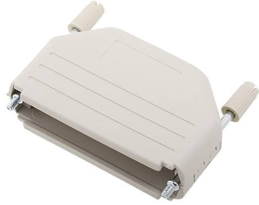 D-SUB pouzdro encitech DPPK50-LG-K 6353-0101-05, pólů 50, plast, 180 °, světle zelená, 1 ks
