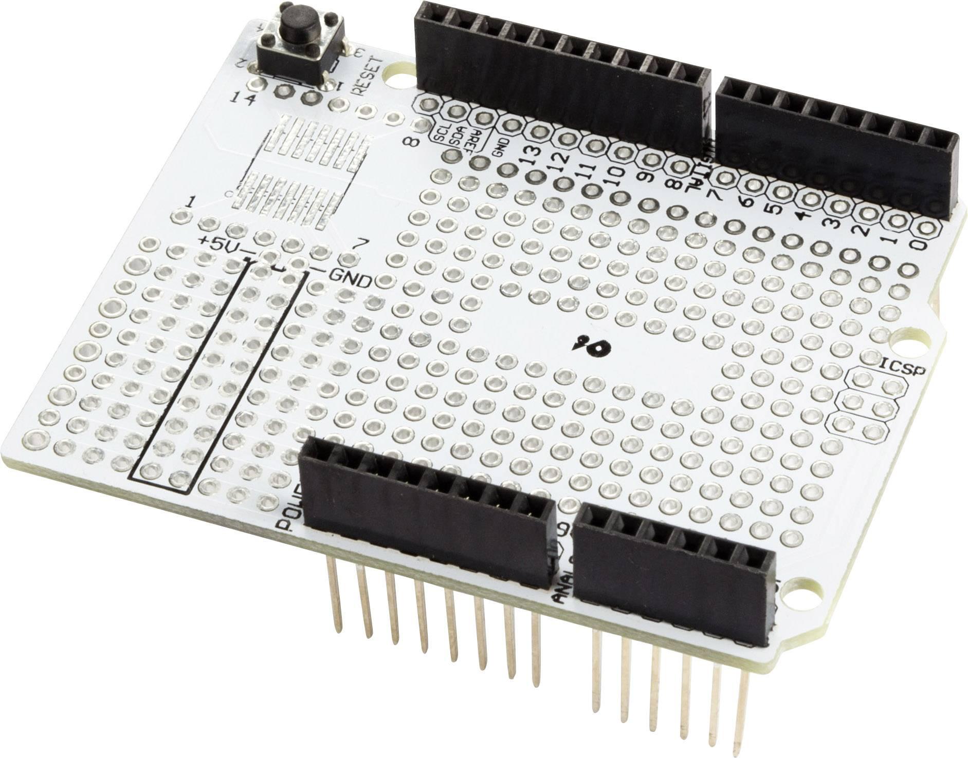 Rozšiřující deska MAKERFACTORY pro Arduino® UNO R3 - kompatibilní s Arduino® VMA200