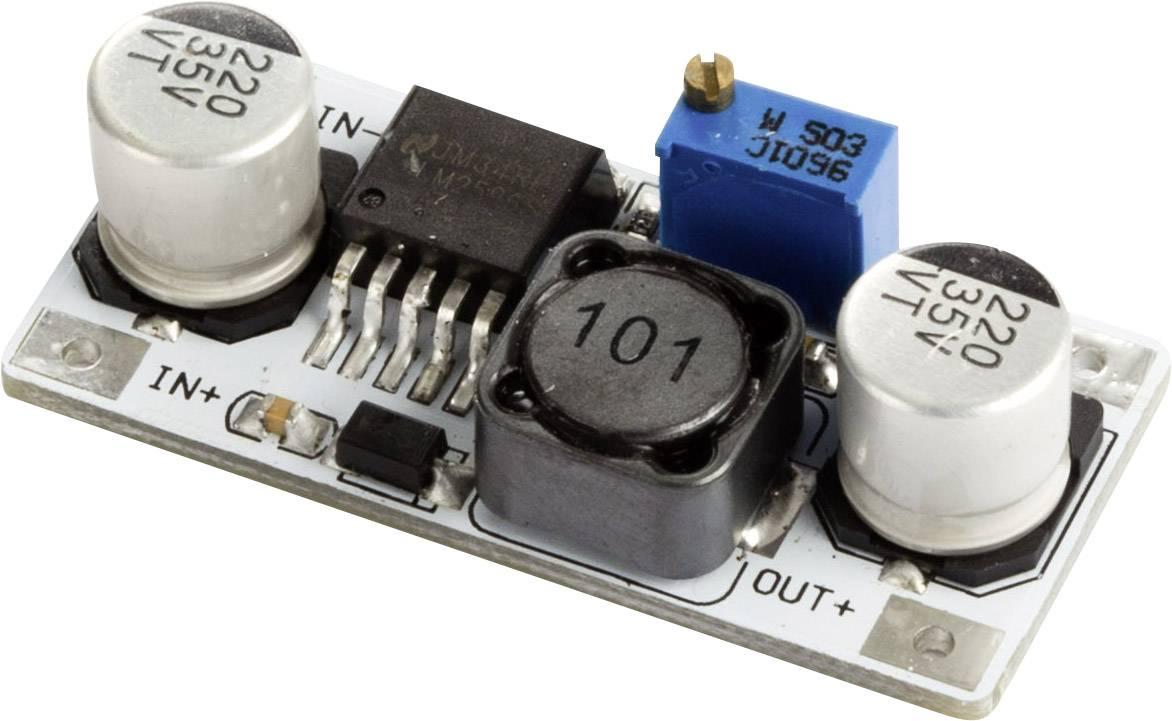 MAKERFACTORY DC-DC STEP-DOWN regulátor napětí LM25 96S VMA404