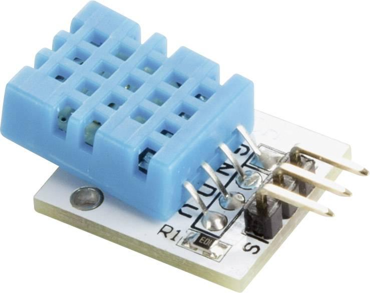 Digitální senzor teploty a vlhkosti pro Arduino® MAKERFACTORY DHT11 VMA311