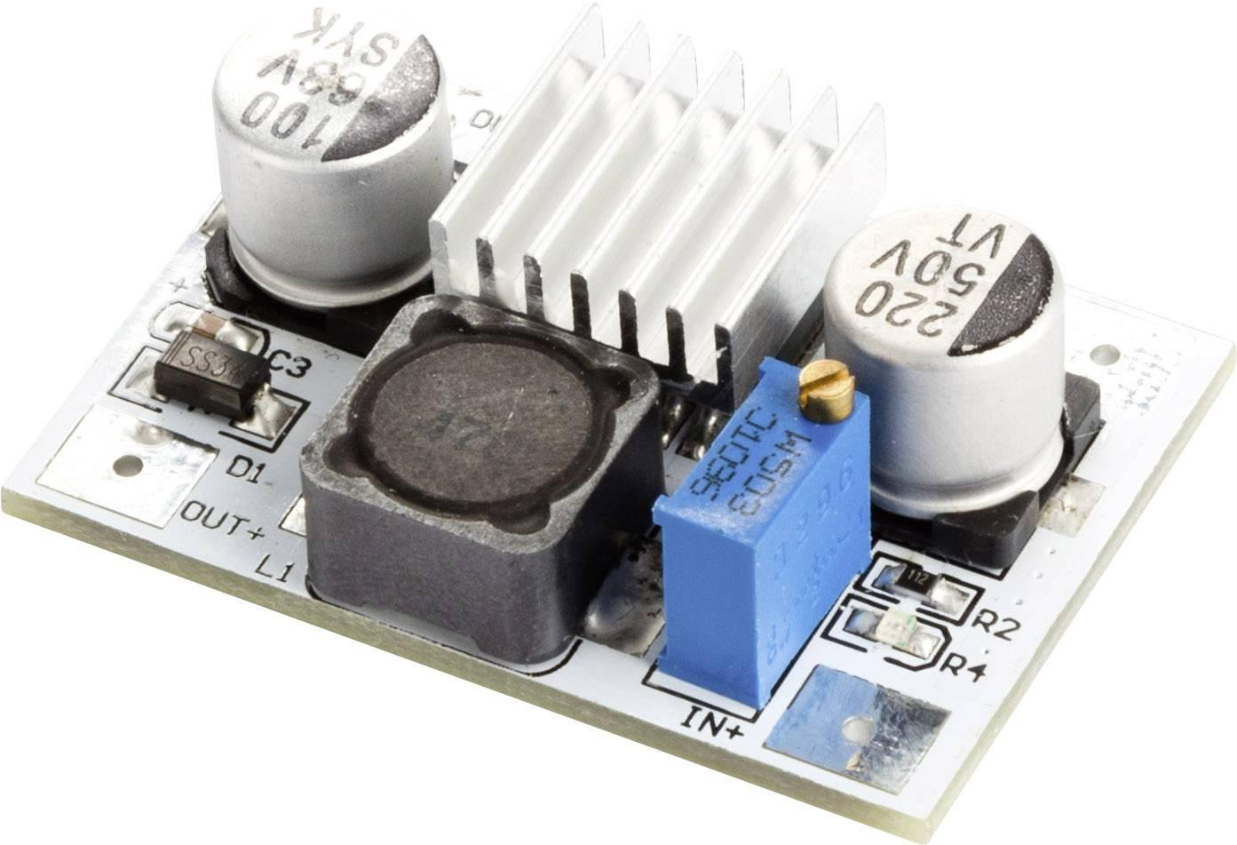 MAKERFACTORY DC/DC STEP-UP regulátor napětí LM2577 VMA402