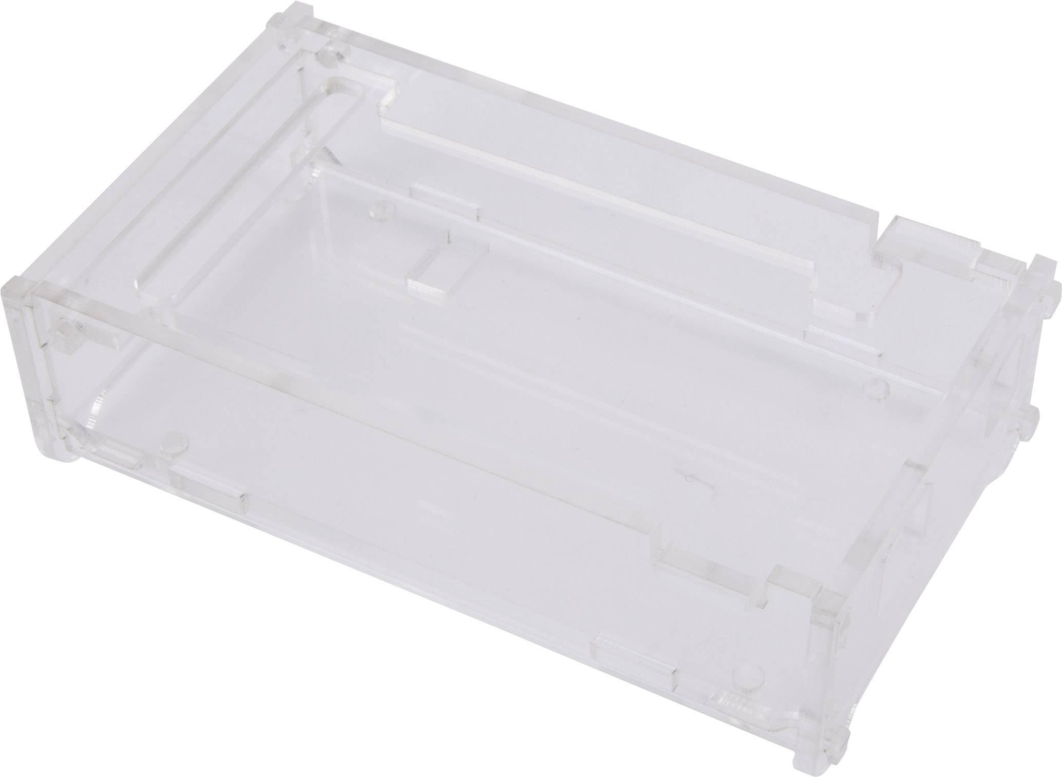 Průhledný kryt MAKERFACTORY pro Arduino® Mega 2560R3 VMA507