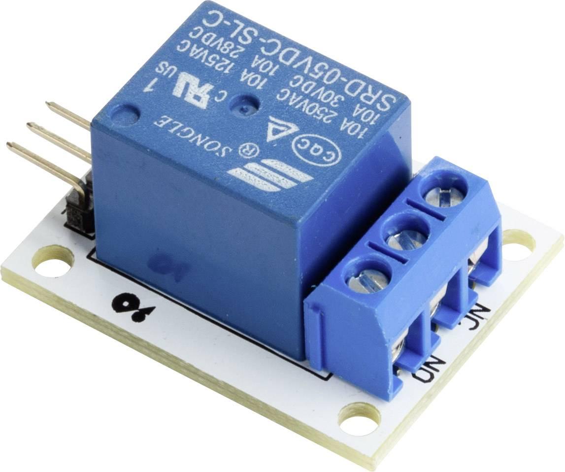 Reléový 5 V modul MAKERFACTORY - kompatibilní s Arduino® VMA406