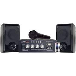 Karaoke vybavení Party KA100, vč. karaoke, včetně mikrofonu