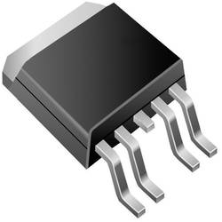 PMIC spínač distribuce výkonu, Load Driver Infineon Technologies AUIPS6031R high-side TO-252-5