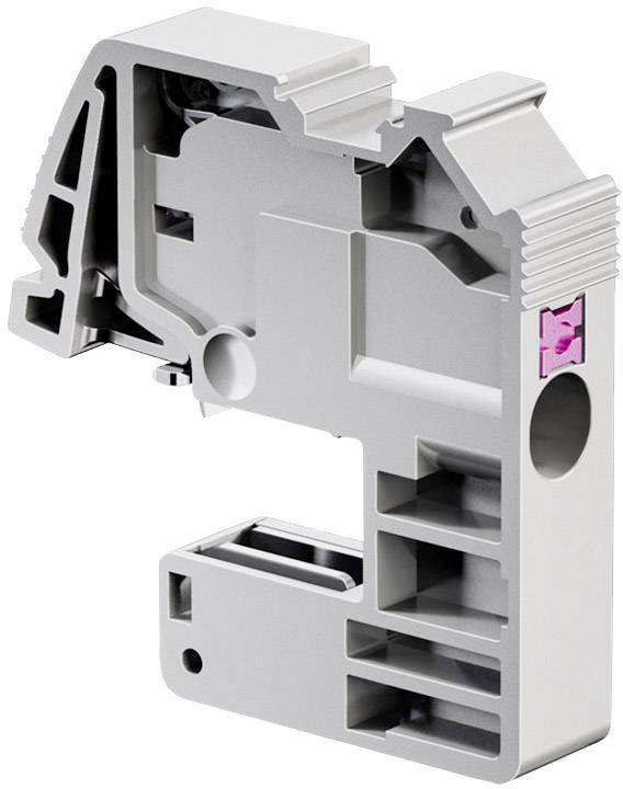 Napájecí svorka pružinové připojení Rittal 3455505, šedá, 1 ks