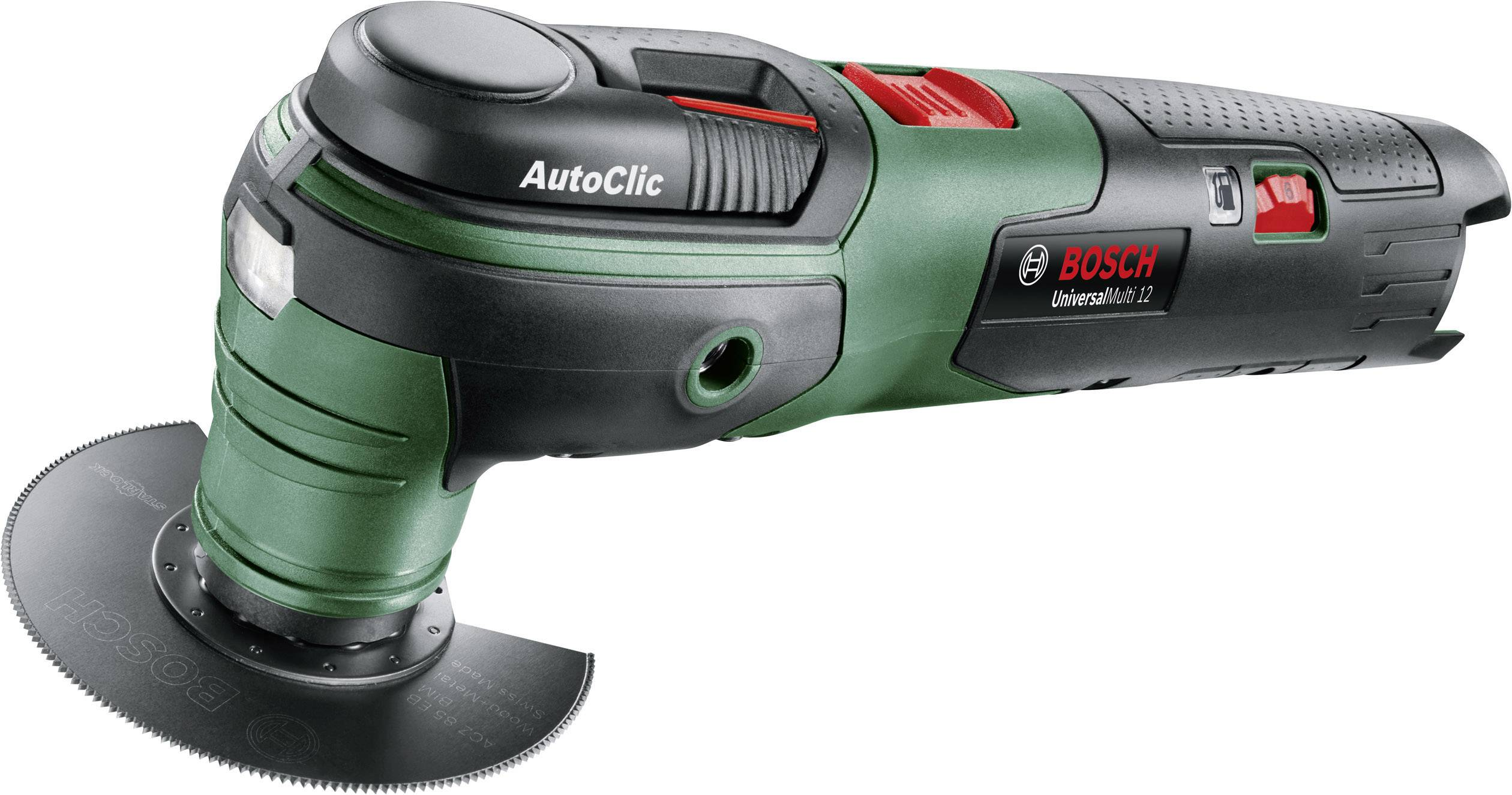 Multifunkčné náradie Bosch Home and Garden UniversalMulti 12 0603103000, bez akumulátoru