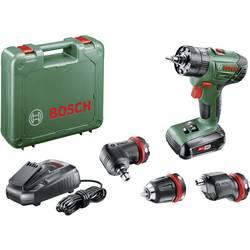 Aku příklepová vrtačka Bosch Home and Garden AdvancedImpact 18 06039A3400, 18 V, 1.5 Ah, Li-Ion akumulátor