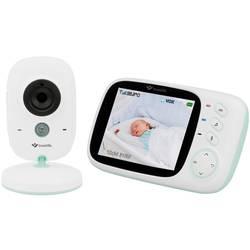 S digitálnym prenosom elektronická detská opatrovateľka s kamerou truelife TLNCH32 NannyCam H32, 2.4 GHz