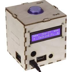 Reproduktor s umelou inteligenciou Joy-it Talking-Pi-Set-CR, drevo