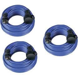 Napájecí prodlužovací kabel Brennenstuhl 1169810, IP44, modrá, 10 m