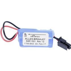 Speciální typ baterie se zástrčkou lithiová, Beltrona Allen Bradley 1756-BA2, 1200 mAh, 3 V, 1 ks