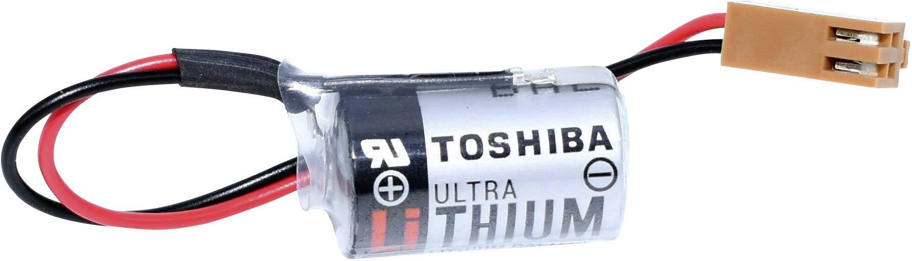 Špeciálny typ batérie so zástrčkou lítium, Beltrona Fuji Micrex-F/SX Saft, 1200 mAh, 3.6 V, 1 ks