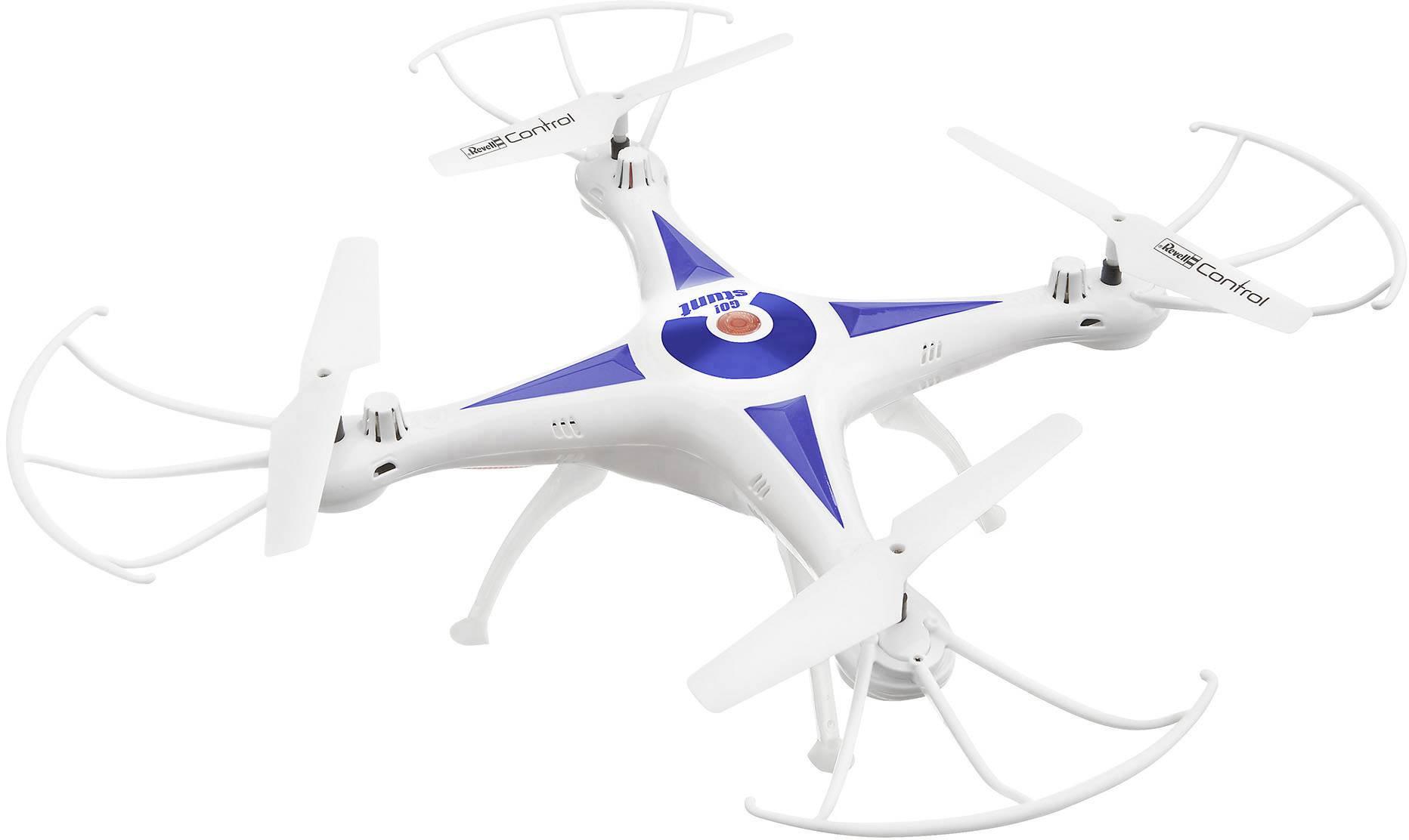 Dron Revell Control GO! STUNT, RtF