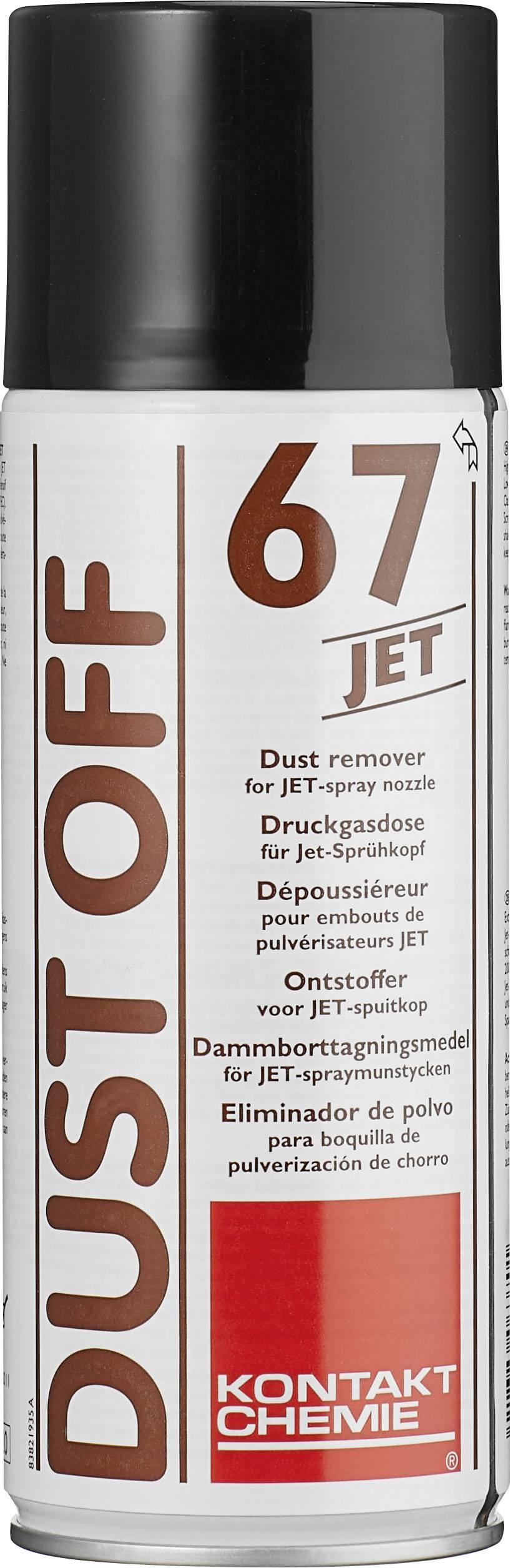 Přesný čistič Kontakt Chemie DUST OFF 67 JET 32692, 300 ml