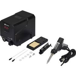 Odpájecí stanice TOOLCRAFT TO-4861968, digitální, 90 W, 160 do 480 °C, + odsávací pumpa
