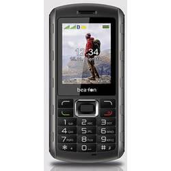 Beafon AL560 outdoorový mobilní telefon černá, stříbrná
