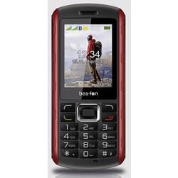 Beafon AL560 outdoorový mobilní telefon černá, červená