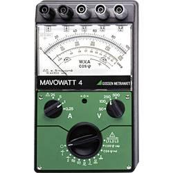 Síťový analyzátor Gossen Metrawatt MAVOWATT 4 GTM3033000R0001